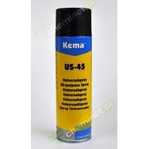 Uniwersalny olej smarowy, penetrant US-45