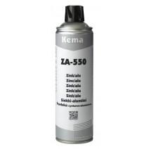 Powłoka aluminiowo-cynkowa ZA-550