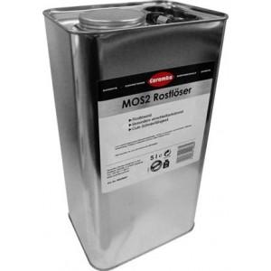 MoS2 odrdzewiacz 5L