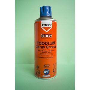 Rocol Food Grade Spray Grease 400 ml.